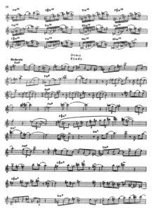 Школа джазовой импровизации для саксофона. Осейчук