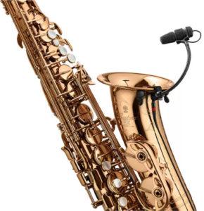 Радио система для саксофона