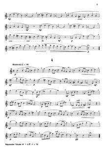 50 этюдов для саксофона. Guy Lacour