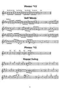 Bill Bay. Jazz Sax Studies. США. 1979