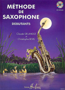 Саксофон для начинающих. Claude Delangle & Christophe Bois