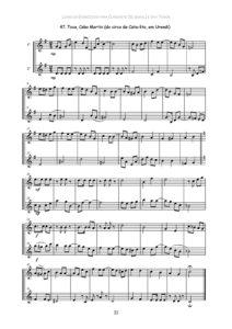Произведения, дуэты и трио для саксофона тенор. Fred Dantas