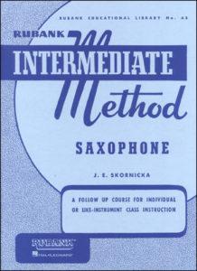 Саксофон для среднего уровня. J.E. Skornicka