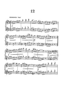 Джазовая концепция для саксофонных дуэтов. Lennie Niehaus