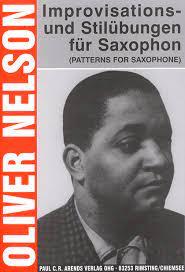 Импровизация для саксофона. Oliver Nelson