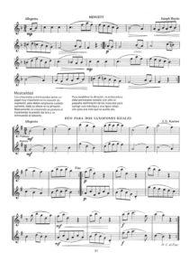 Учиться, играя на саксофоне. Peter Wastall